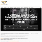 Jazz in Europe - January 2020